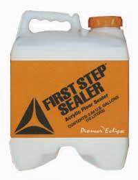 FIRST STEP SEALER