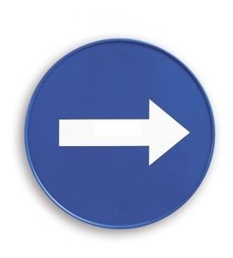 Tablica informacyjna do stojaka ostrzegawczego art. S210410